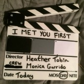 I Met You First – Stills